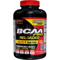 BCAA-Pro Reloaded 4:1:1 (180таб)